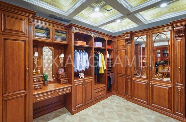 美式系列衣柜-001