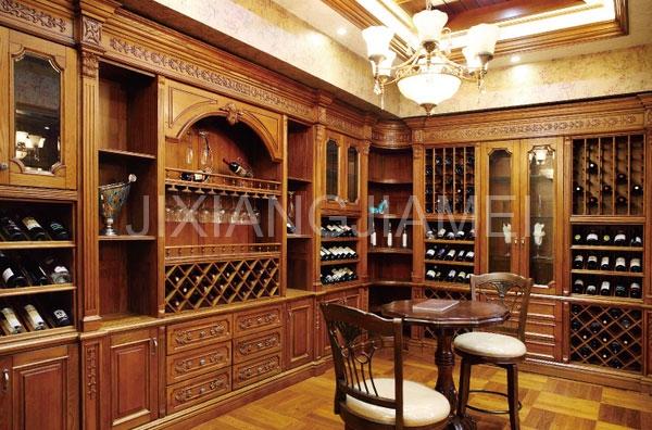 美式系列酒柜-004