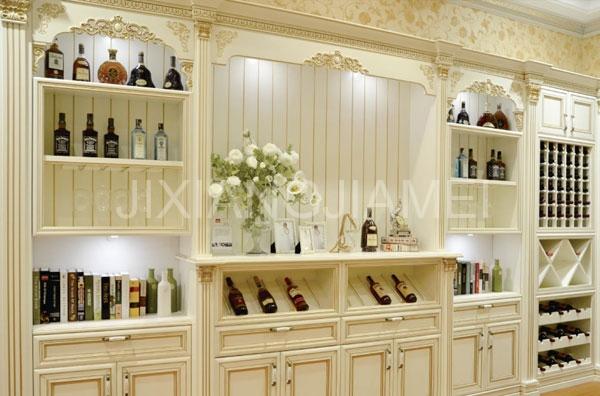 法式系列酒柜-010