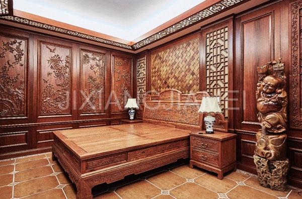 中式系列护墙板-018