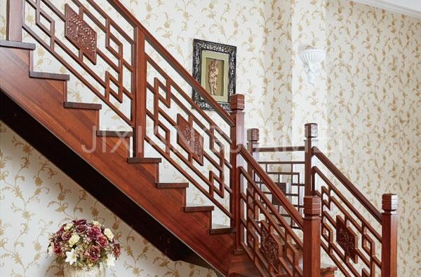 中式系列楼梯-010