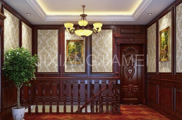 欧式系列楼梯-002