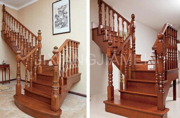 美式系列楼梯-001