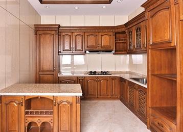厨房展示—烤漆系列