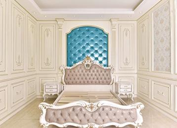 卧室展示—烤漆系列